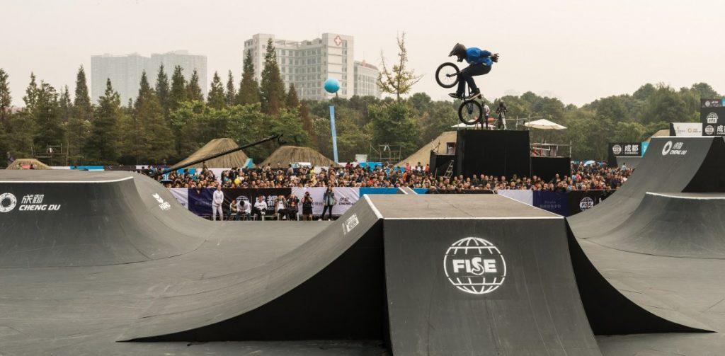 BMX Park Fise