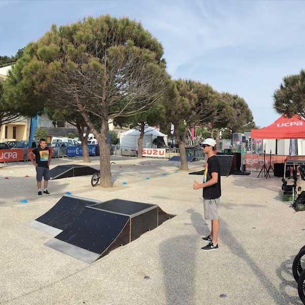 funbox mini skatepark