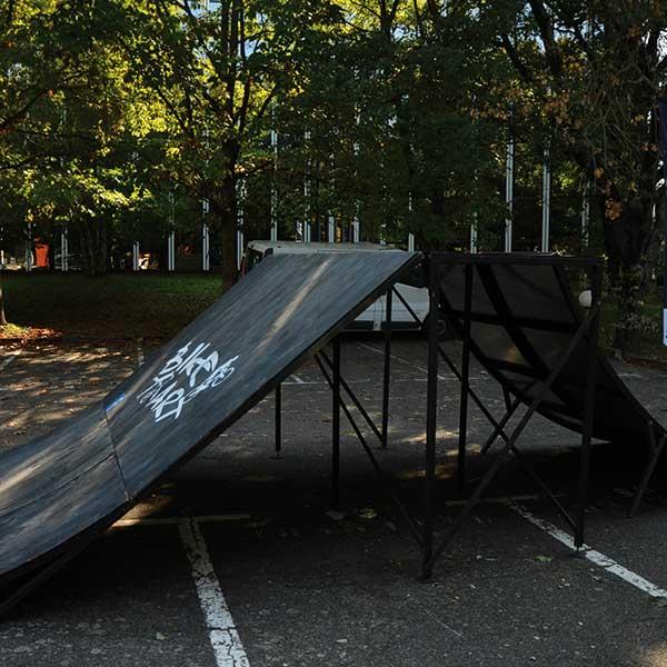module skatepark