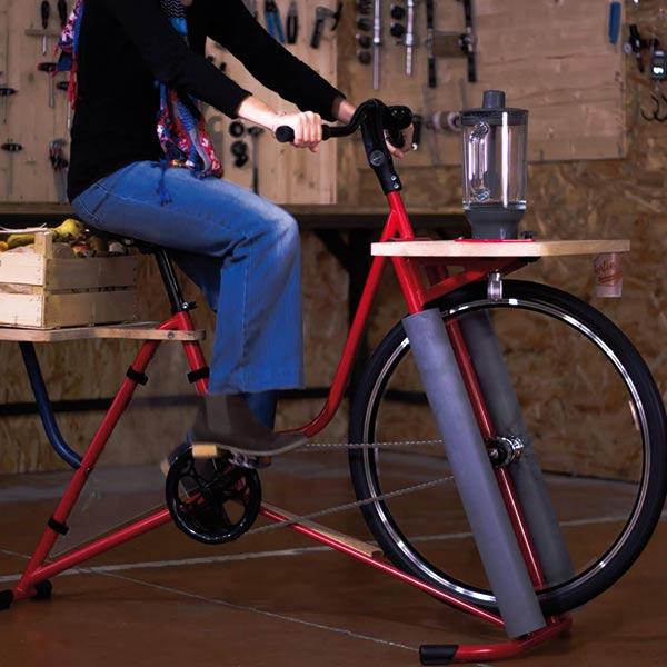 vélo smoothie rouge séminaire