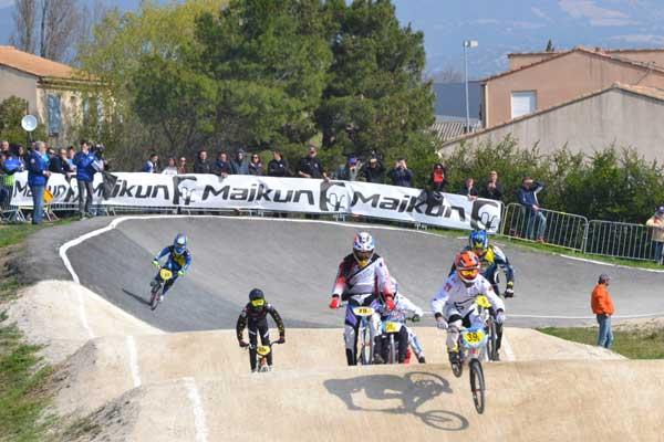 Bmx Race course